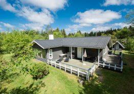 Gemütliches Ferienhaus mit Sauna und Kaminofen (Bild 1)