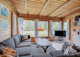 Gemütliches Ferienhaus mit Sauna und Kaminofen (Bild 3)