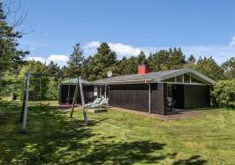 Gemütliches kleines Ferienhaus mit Kaminofen. Kat. nr.:  30051, Engvejen 37;