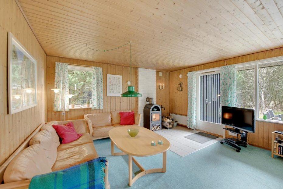 wundersch nes sommerhaus mit sauna und whirlpool esmark. Black Bedroom Furniture Sets. Home Design Ideas