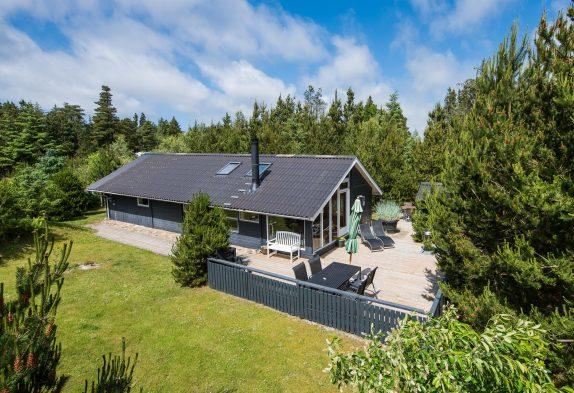 Hold en dejlig wellness-ferie i Houstrups skønne skovområde