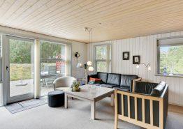 Perfekt gelegenes Ferienhaus im Houstruper Waldland (Bild 3)
