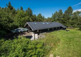 Freundliches, Helles Sommerhaus mit großem Grundstück. Kat. nr.:  30415, Jeppesvej 74;