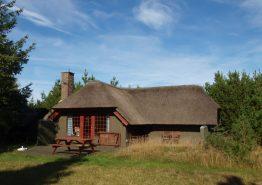Gemütliches und traditionelles Ferienhaus mit Reetdach