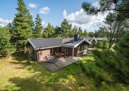 Charmantes Ferienhaus mit Sauna in geschützter Umgebung. Kat. nr.:  30440, Peder Larsensvej 73;