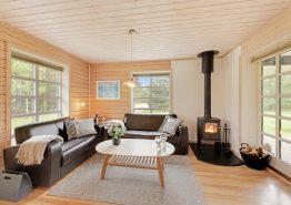 Helles und modernes Ferienhaus mit Whirlpool und Sauna (Bild 3)