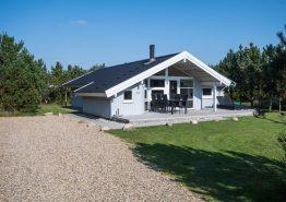 Gemütliches Ferienhaus mit  Whirlpool und Sauna. Kat. nr.:  30556, Skovvang 23;