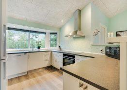 Nybygget og stilrent luksushus med sauna, spa og aktivitetsrum (billede 3)