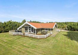 Gemütliches Nichtraucherhaus mit Whirlpool in wunderschöner Natur. Kat. nr.:  30610, Skovvang 67;