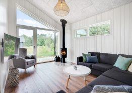 Super lækkert nyt hus med 2 badeværelser (billede 3)