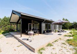 Super lækkert nyt hus med 2 badeværelser (billede 1)