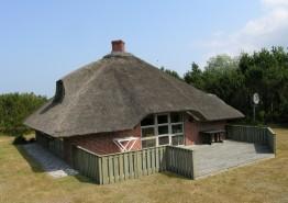 Reetdachhaus auf Naturgrundstück mit Sauna und viel Platz