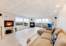 Stilrent 5+ stjerne hus med panoramaudsigt ud til havet (billede 3)