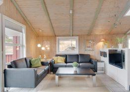 Familienfreundliches Sommerhaus mit Sauna und Whirlpool (Bild 3)