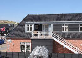 Wohnung mit Sauna und Whirlpool im Herzen von Henne Strand (Bild 1)
