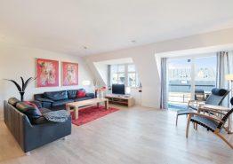 Luxusferienwohnung mit Whirlpool im Centrum von Henne Strand (Bild 3)