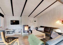 Urgemütliches renoviertes Ferienhaus mit Kaminofen (Bild 3)