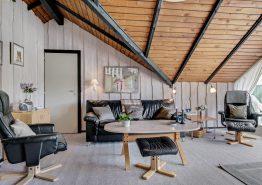 Gemütliches Ferienhaus mit Kaminofen in herrlicher Natur (Bild 3)