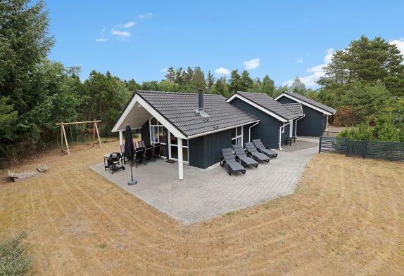 Herrlich großes 4-Sterne-Ferienhaus mit Whirlpool und Sauna