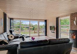 Gemütliches Ferienhaus mit Kaminofen auf herrlichem Naturgrundstück (Bild 3)