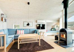 Herrliches helles Ferienhaus mit Sauna auf einem schönen Naturgrundstück (Bild 3)
