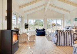 Gemütliches Ferienhaus in guter Lage, 300 m zum Strand (Bild 3)