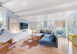 Gemütliches Sommerhaus in Vejers mit Feuerstelle und Badetonne (Bild 3)