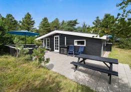Gemütliches Sommerhaus mit attraktiver und strandnaher Lage