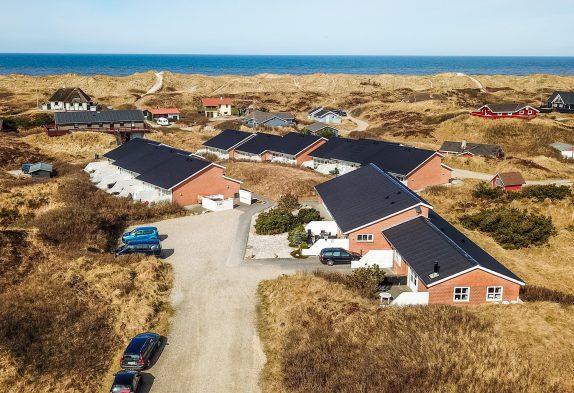Familienferien in Strandnähe mit freiem Zugang zum Gemeinschaftspool
