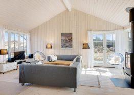 Lækkert og lyst feriehus med herlig strandnær beliggenhed (billede 3)