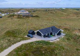 Ein tolles behindertengerechtes Haus mit einer schönen Terrasse. Kat. nr.:  52034, Blåbærvej 19;