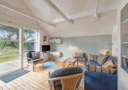 Helles und freundliches Sommerhaus mit toller strandnaher Lage (Bild 3)