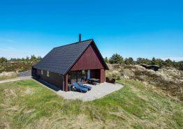 Helles und persönlich eingerichtetes Ferienhaus in Strandnähe. Kat. nr.:  52042, Grærup Havvej 5;