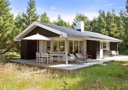 Hyggeligt sommerhus i ugenerede og idylliske omgivelser. Kat. nr.:  60011, Hedetoftvej 21;