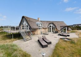 Tolles Poolhaus in Blåvand  in strandnaher Lage (Bild 1)