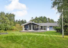 Tolles Ferienhaus mit Whirlpool und Sauna (Bild 1)