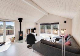 Neu renoviertes Ferienhaus mit Sauna in strandnaher Lage (Bild 3)