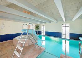 Grosses Poolhaus für 12 Personen mit Whirlpool, Sauna und Feuerstelle (Bild 3)