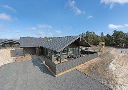 Tolles Whirlpoolhaus mit Sauna und Aktivitätsraum in Blåvand