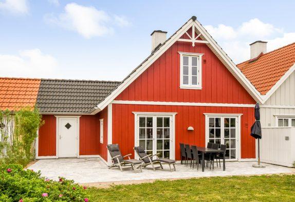 Modernes Ferienhaus mit Whirpool, Sauna, gratis Internet
