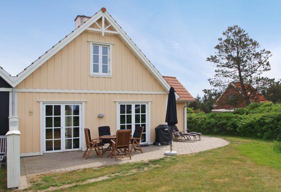 Ferienhaus für 4 Personen mit Whirpool, gratis Internet