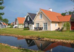 Bo centralt i dette feriehus i Blåvand med sauna og spabad (billede 1)