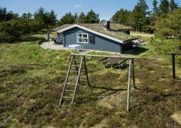 Gemütliches Ferienhaus auf tollem Naturgrundstück. Kat. nr.:  60095, Ved Skoven 21;