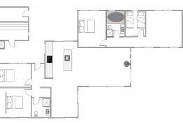 Tolles Ferienhaus mit Whirlpool, Sauna und Aktivitätsraum (Bild 2)