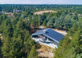 Stort feriehus i Blåvand med sauna, spa og aktivitetsrum. Kat. nr.:  60108, Solsiden 36;