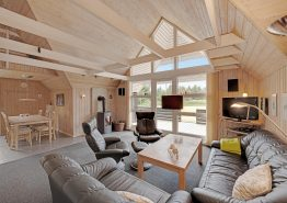 Gemütliches Reetdachhaus mit Sauna auf riesigem Grundstück (Bild 3)