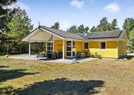 3-Sterne Sommerhaus mit Sauna und Whirlpool (Bild 1)
