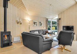 3-Sterne Sommerhaus mit Sauna und Whirlpool (Bild 3)