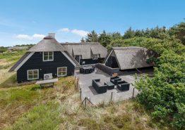 Schönes 4-Sterne-Haus mit Sauna in Strandnähe. Kat. nr.:  60122, Horns Rev 27;