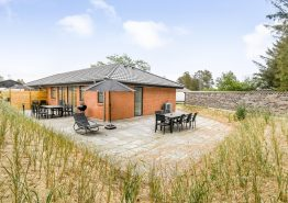 Moderne Doppelhaushälfte in zentraler Lage Blåvands